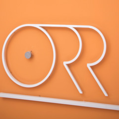 Logotipo Orr Light Design